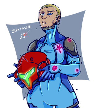 Smells like Metroid by TidyWire