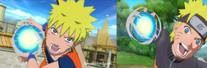 The styles of Naruto Rasengan by shyguy225