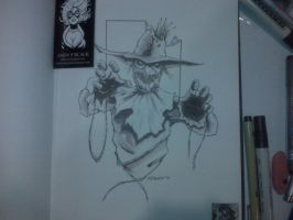 Scarecrow Hereoes Con '10 by grover80