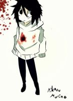 Jeff the KILLER~ by MikeruMorino