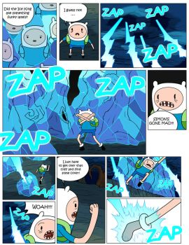 Adventure Time - Page 5 by Mgx0