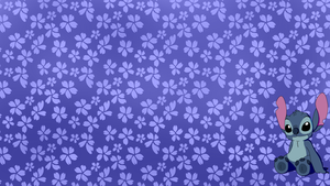 Stitch Wallpaper by WierdZach