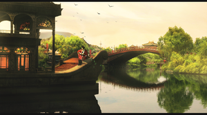 China scapes by sinapsy