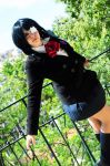 Misaki Mei .:Another:. See? I'm not the DEAD one! by Manon-Blutsanguen