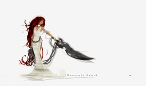Heavenly Sword 2.0 by justincurrie