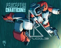 Perceptor: charticon print Low Res by BDixonarts