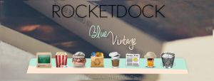 Blue Vintage by DeserveWhatYouDream