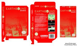 Earthbound Custom Covers by theEyZmaster