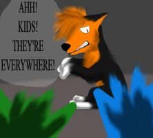 AH KIDS by WolfAsh