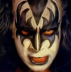 Gene Simmons The Demon by petnick
