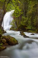 Golling waterfall3 by Photomichael