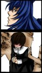 Kardia and Jessica. by CANDYxROSE