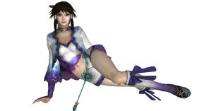 xianghua pose by nashdnash2007