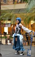 Aqua KH BBS: On Stage by Betwixt779