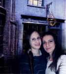 At Diagon Alley by sarcophagus6