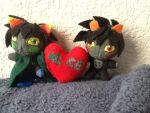 Nepeta and Karkat OTP by Sherlock-Notorious