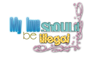 My Love Should be Illegal PNG by chicastecnologicas21