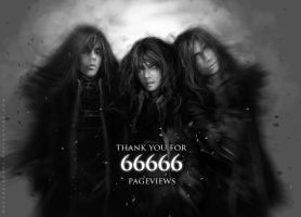 66666 ... we're going to hell by oione