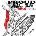 Dayak Warrior by LodriX