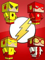 Speedsters pack by MysterMDD