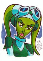 Hera Syndulla by Chad73