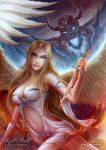 Angel and Devil by ryan-mahendra