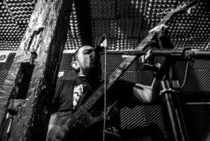 LORD FAUSTOOS ON BASS @ MORTUS TORTURA by lapidation2012