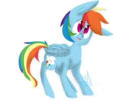 Rainbows by ToothpasteMonitor