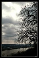 Looking Down on the Ohio by Wannabe-Angel