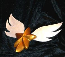 Sailor Star Light Broach by MayuriMoon