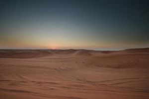 Landscape of Sand by m-ajinah