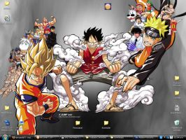 Wallpaper Jump Ultimate Stars by dragonnjmb