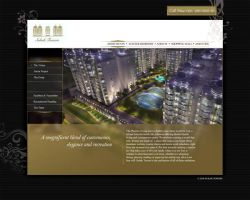 Subak Towers Website by irfanrahmed