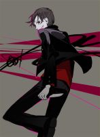 izaya by squirnail