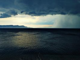 The storm is comming. by JaneJanette