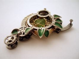 The Morphochine, necklace by GhostBurner
