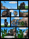 Hunters and Hunted, CH1 PG 33 by Saronicle