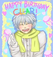 DMMD: Happy Birthday, Clear! by shadowxneji