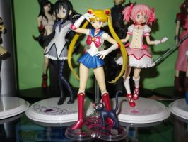 Sailor Moon S.H. Figuarts by Puja723