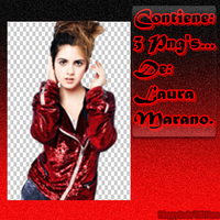 Laura Marano Png's-Photoshoot(Pack de 3 Png's) by FreyFeliz-Edittions