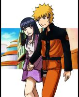 mattwilson83 Naruhina colored by Nishi06