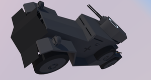 German Armored Car by Pixel-pencil