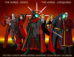 SPL: Disaster Day Horde by ProdigyDuck