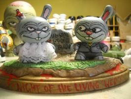 custom wedding dunnies final by anthonyDeVito
