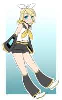 Example: Rin (Vocaloid) by ruri-tan