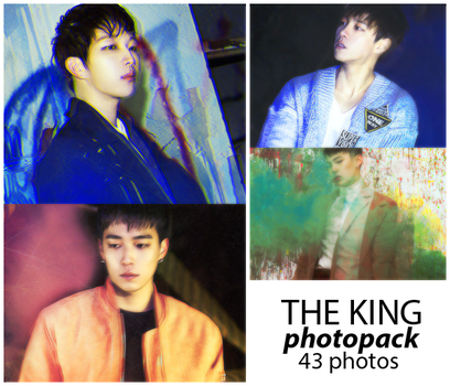 The King - photopack #01 by butcherplains