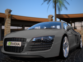 Desaturated R8 by sabrefresco