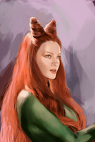 Poison Ivy by Surreptitious-Socks