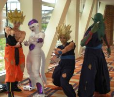 Dragonball Z by puredgnr8