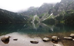 Morskie Oko by tapeciara